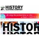 History-clothing Promo Codes July 2020